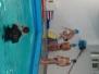 Zajęcia na basenie 2015